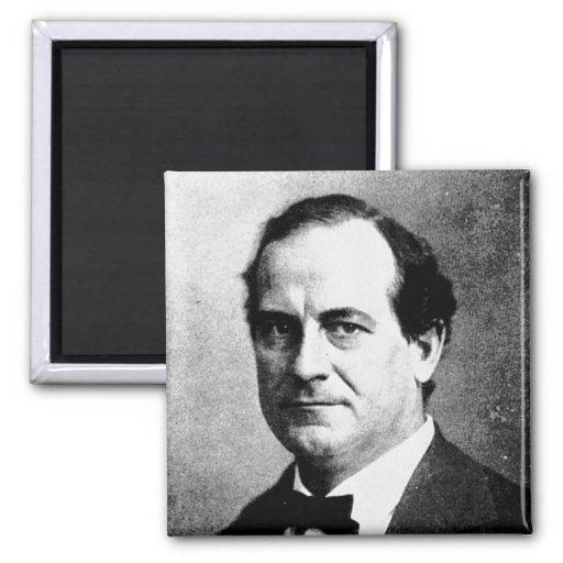 Bryan - William Jennings Political Leader Orator Fridge Magnet