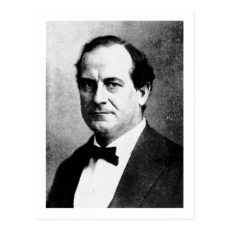 Bryan - William Jennings Political Leader Orator Postcard