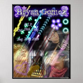 BryanGomez Poster