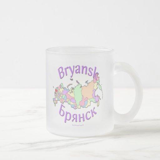 Bryansk Russia Coffee Mug