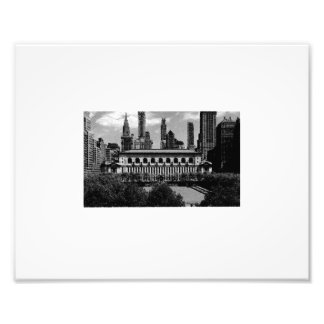 Bryant Park Print Photographic Print