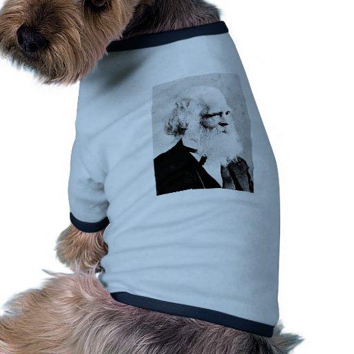 Bryant - William Cullen / American Poet Doggie Tee Shirt