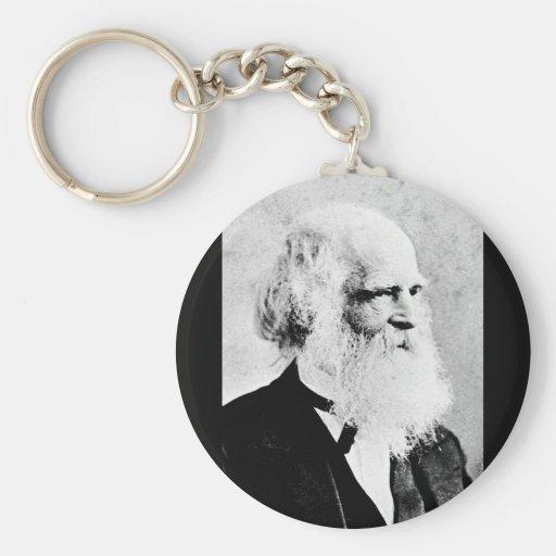 Bryant - William Cullen / American Poet Keychains