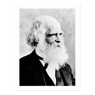 Bryant - William Cullen / American Poet Postcard