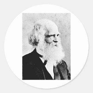 Bryant - William Cullen / American Poet Sticker