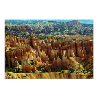 Bryce Canyon 2 Poster
