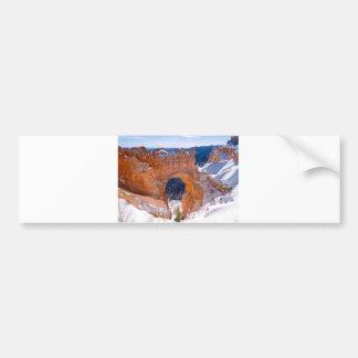 Bryce Canyon Arche Bumper Sticker