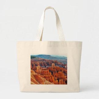Bryce Canyon Hoodoos Large Tote Bag