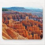 Bryce Canyon Hoodoos Mousepads