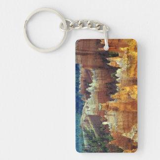 Bryce Canyon Acrylic Key Chain