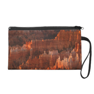 Bryce Canyon Landscape Wristlet Clutches