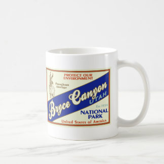 Bryce Canyon National Park (Antelope) Coffee Mug