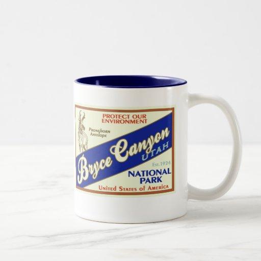 Bryce Canyon National Park (Antelope) Coffee Mug
