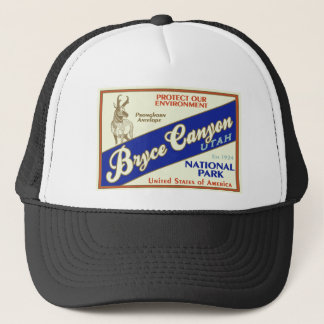 Bryce Canyon National Park (Antelope) Trucker Hat