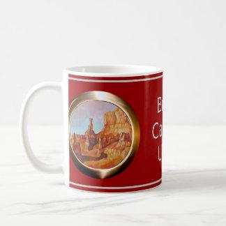 Bryce Canyon National Park Basic White Mug