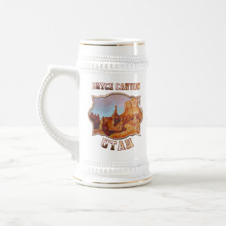 Bryce Canyon National Park Beer Steins