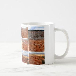 Bryce Canyon National Park Collage Mug