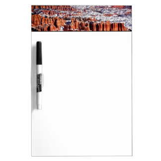 Bryce Canyon National Park Dry Erase Board