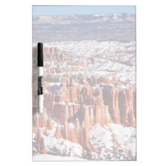 Bryce Canyon National Park Dry Erase Whiteboards