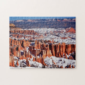 Bryce Canyon National Park Jigsaw Puzzle