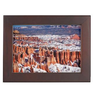 Bryce Canyon National Park Keepsake Box