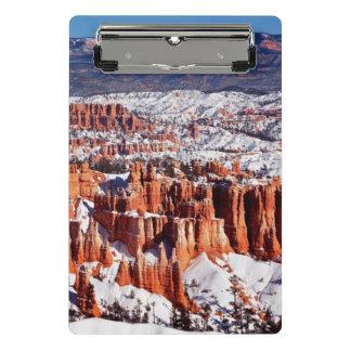 Bryce Canyon National Park Mini Clipboard