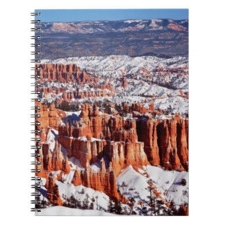Bryce Canyon National Park Notebook