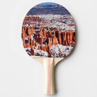 Bryce Canyon National Park Ping Pong Paddle