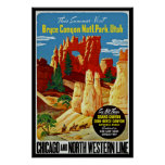 Bryce Canyon National Park Poster