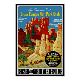 Bryce Canyon National Park Print