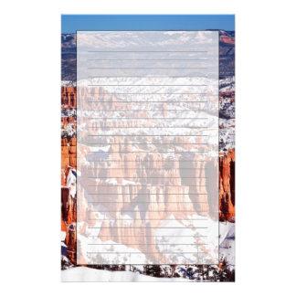 Bryce Canyon National Park Stationery