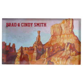 Bryce Canyon National Park Table Card Holders