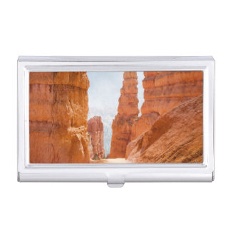 Bryce Canyon National Park Trail Business Card Holder