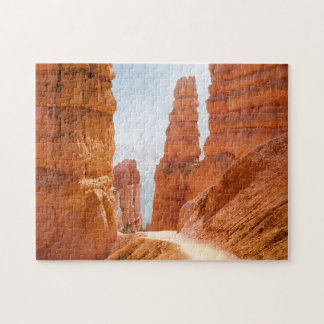 Bryce Canyon National Park Trail Jigsaw Puzzle