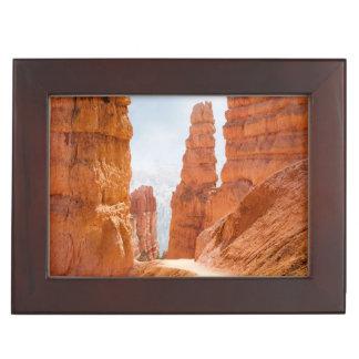 Bryce Canyon National Park Trail Memory Box