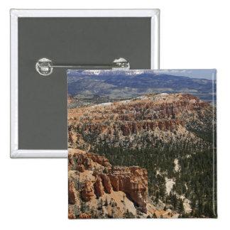 Bryce Canyon National Park, Utah 15 Cm Square Badge
