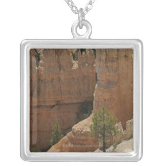 Bryce Canyon National Park, Utah 2 Silver Plated Necklace