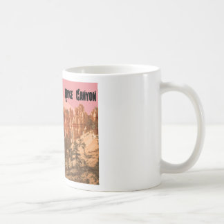 Bryce Canyon National Park, Utah Basic White Mug