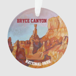 Bryce Canyon National Park, Utah Ornament