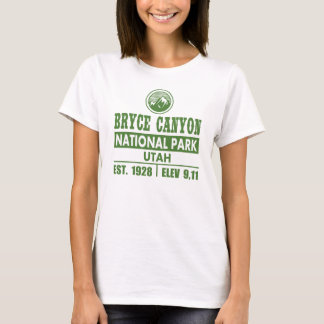 BRYCE CANYON NATIONAL PARK UTAH T-Shirt