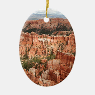 Bryce Canyon National Park, Utah, USA 20 Christmas Ornament