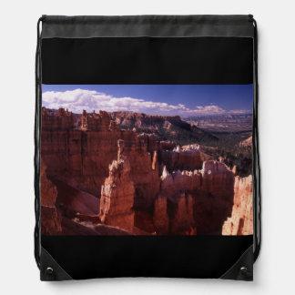 Bryce Canyon Drawstring Backpacks