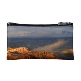 Bryce Canyon Storm Cosmetics Bags
