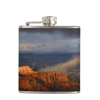 Bryce Canyon Storm Flask