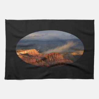 Bryce Canyon storm Kitchen Towels