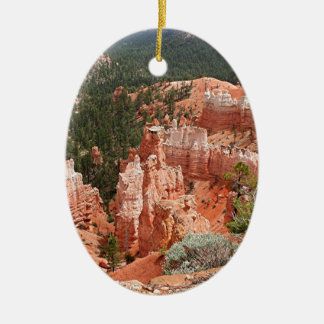 Bryce Canyon, Utah, USA 13 Christmas Ornament