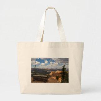 Bryce Canyon Vista Tote Bags