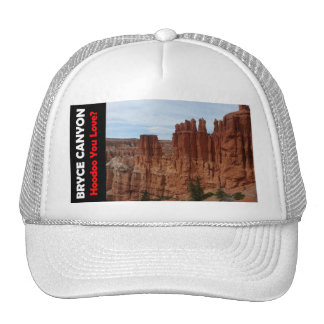 Bryce National Park Cap - Hoodoo You Love?