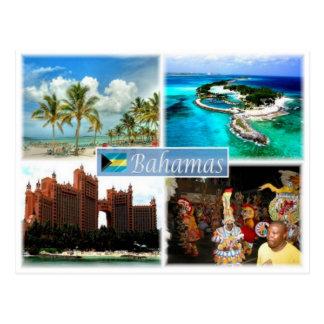 BS Bahamas - Postcard