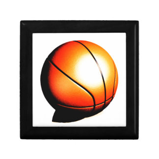 Bsketball Small Square Gift Box